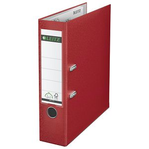 Registrator A4 široki samostojeći 180° Leitz 10105025 crveni
