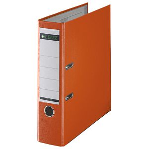 Registrator A4 široki samostojeći 180° Leitz 10105045 narančasti