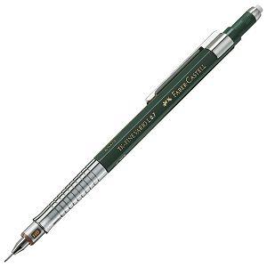 Olovka tehnička 0,7mm TK-Fine Vario L Faber Castell 135700 zelena