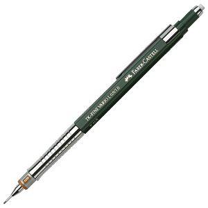 Olovka tehnička 0,9mm TK-Fine Vario L Faber Castell 135900 zelena