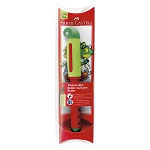 Roler školski Faber Castell 149804 crveno/zeleni blister!!