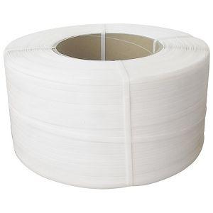 Traka pp  9x0,55mm 3000m kolut bijela!!