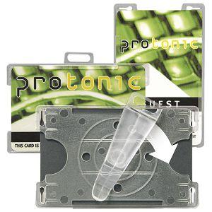 Etui za magnetne kartice pvc rotacioni klipsa pk10 3L.11300