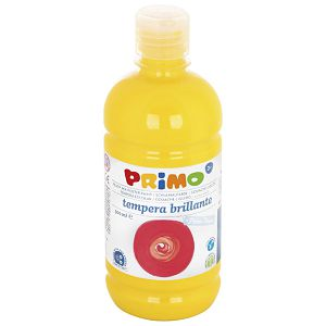 Boja tempera  0,5 litre Primo base CMP.202BR500201 žuta