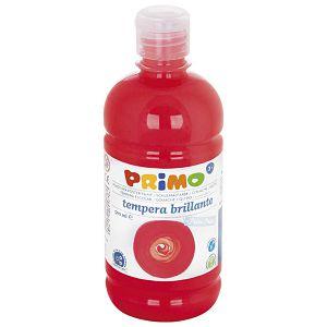 Boja tempera  0,5 litre Primo base CMP.202BR500300 crvena