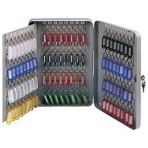 Ormarić za ključeve-za 140 kom Donau 5244001PL-99 sivi