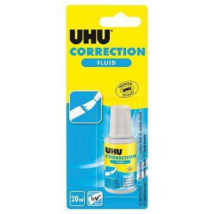 Korektor bočica 20ml solvent UHU L0181781
