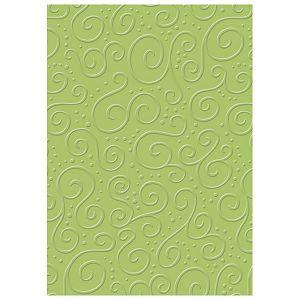 Papir ukrasni s uzorkom A4 220g pk20 Milano Heyda 20-47726 24 svijetlo zeleni!!