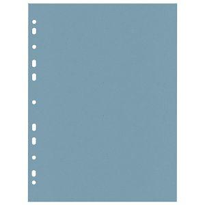 Pregrada kartonska 22,5x29,7cm pk100 Fornax plava