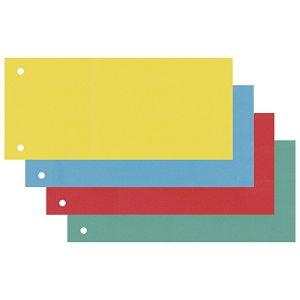 Pregrada kartonska 23,5x10,5cm pk100 Fornax sortirano