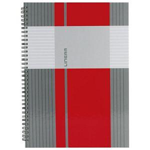 Blok kolegij A4 crte  80L mat+lak Linear Marker 2-64