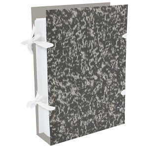 Mapa arhivska 32x25 cm+vrpca 1,2m Fornax tiskani marmor