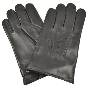 Rukavice kožne muške Galko 71-0077-R01 crne XL