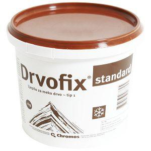 Ljepilo drvofix 1kg Karbon