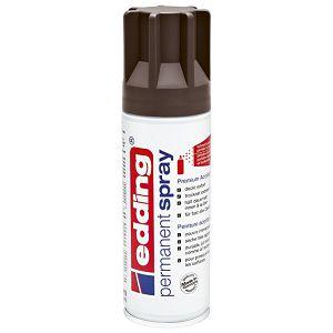 Boja akrilna u spreju 200ml permanentna Edding 10052907 boja čokolade