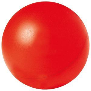 Loptica antistres fi-6cm crvena