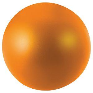Loptica antistres fi-6,3cm narančasta!!