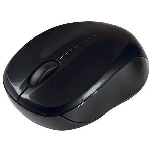 Miš usb 3tipke laserski bežični nano Verbatim 49042 crni blister