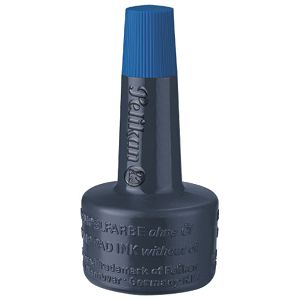 Boja za pečat 28ml Pelikan 351213 plava