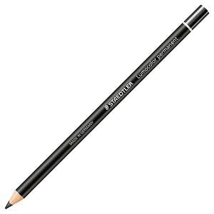 Olovka specijalna permanentna Glasochrom pk12 Staedtler 108 20-9 crna