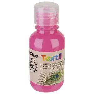 Boja tempera za tekstil 125ml CMP.410TXF125370 fluorescentno roza
