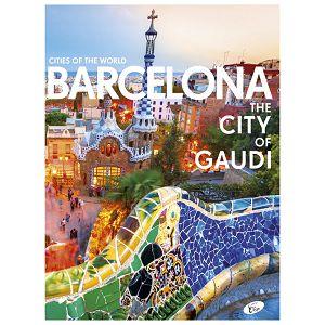 Blok kolegij A4 crte  70L Cities of The World Elisa