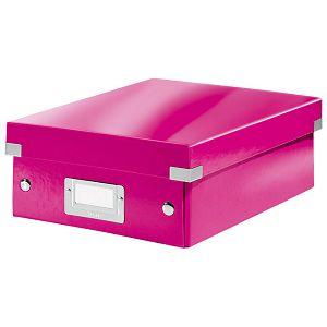 Kutija arhivska A5 Small Click&Store Leitz 60570023 roza!!
