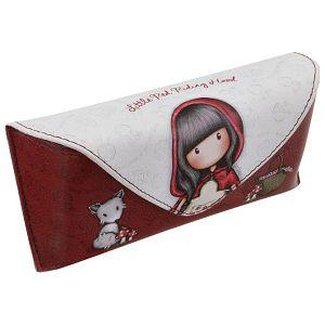 Etui za naočale gumb Little Red Riding Hood Gorjuss 584GJ08!!