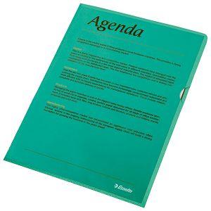 "Fascikl ""L"" 120my pp A4 mat Copy Safe pk100 Esselte 548380 zeleni!!"