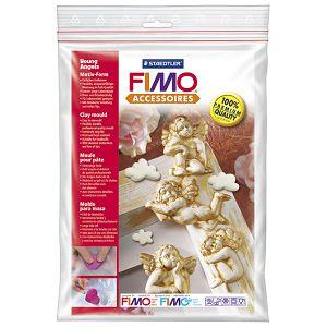 Kalup za modeliranje veliki Anđeli Fimo Staedtler 874227 blister