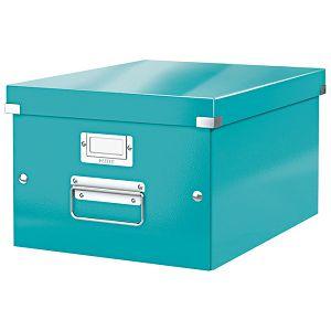 Kutija arhivska A4+ Medium Click&Store Leitz 60440051 tirkizna
