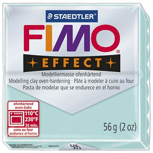 Masa za modeliranje   57g Fimo Effect Staedtler 8020-505 pastelno svijetlo zelena