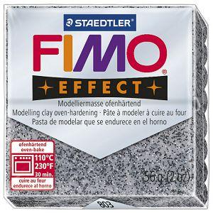 Masa za modeliranje   57g Fimo Effect Staedtler 8020-803 granit