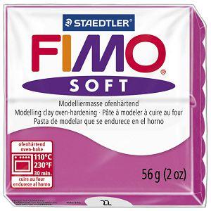 Masa za modeliranje   57g Fimo Soft Staedtler 8020-22 roza