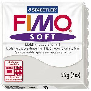 Masa za modeliranje   57g Fimo Soft Staedtler 8020-80 granit