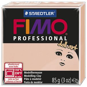 Masa za modeliranje   85g Fimo Professional DollArt Staedtler 8027-432 roza