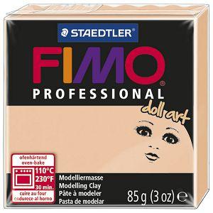 Masa za modeliranje   85g Fimo Professional DollArt Staedtler 8027-435 kameo