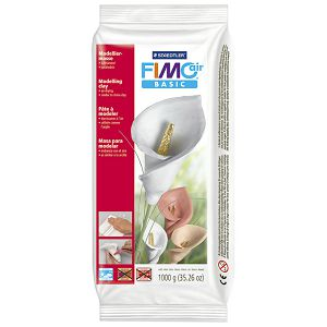 Glinamol 1kg Fimo Air Basic Staedtler 8101-0 bijela