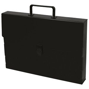 Torba-kofer pp-tvrdi  380x270x50mm Balmar (Dispaco) EURO5 crna/crna ručka!!