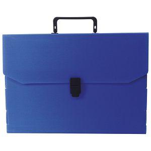 Torba-kofer pp-tvrdi  380x270x50mm Balmar (Dispaco) EURO5 plava/crna ručka!!