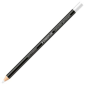 Olovka specijalna permanentna Glasochrom pk12 Staedtler 108 20-0 bijela