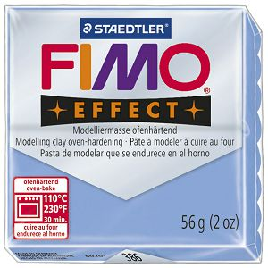 Masa za modeliranje   57g Fimo Soft Staedtler 8020-386 ahat plava