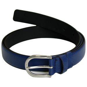 Remen ženski širina 2,5cm Ranieri 7240/1 tamno plavi