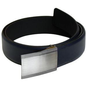 Remen muški širina 3,4cm Ranieri 0565/1 tamno plavi