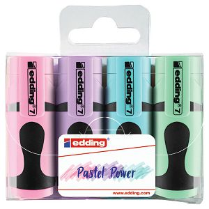 Signir mini 1-3mm Edding 7/4boje pastel blister