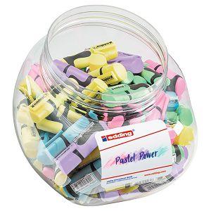 Signir mini 1-3mm pk100 Edding pastel sortirano