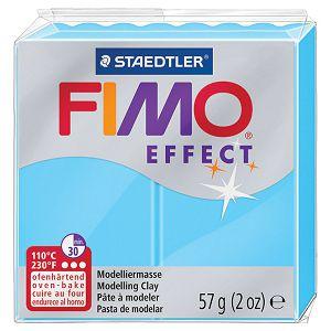 Masa za modeliranje   57g Fimo Effect Neon Staedtler 8010-301 neon plava