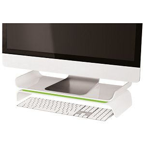 Stalak za monitor Stand Ergo Leitz Wow 65040054 zeleni