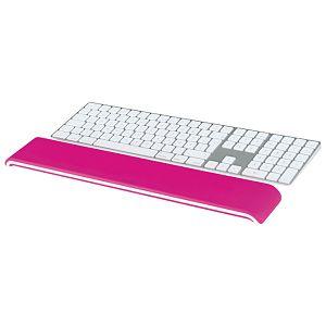 Podloga za ruke uz tipkovnicu Ergo Wow Leitz 65230023 roza/bijela