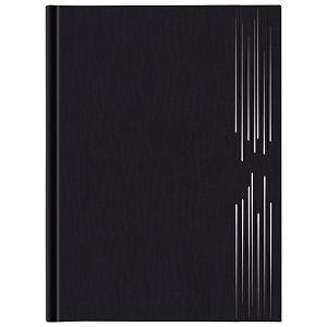 Rokovnik A4 Matera 900 crni